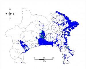 神奈川県液状化 東海地震
