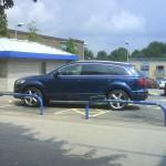 意外とトラブる駐車場