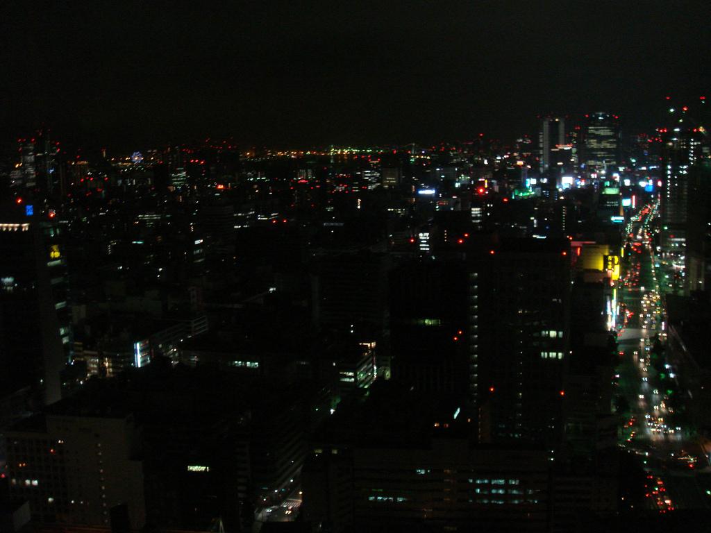 2011年夏の計画停電 東京23区は対象外