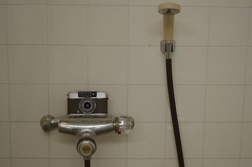シャワーの写真